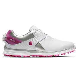 FJ FJ Pro SL Boa Women's White/Pink