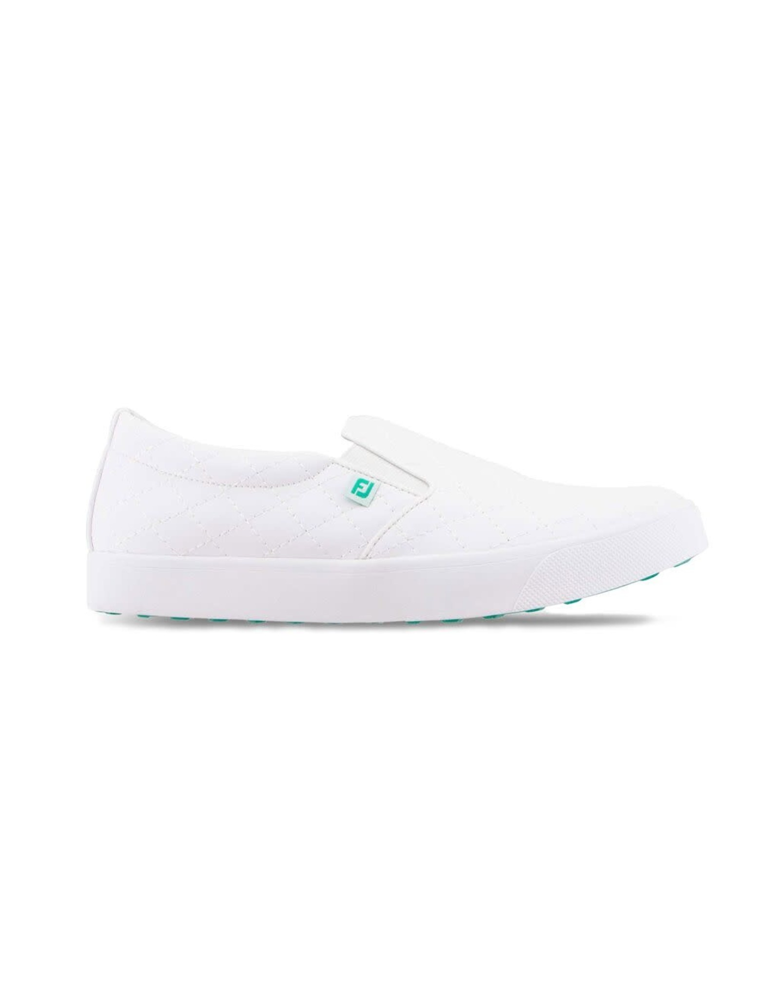 FJ FJ Sport Retro Women's White