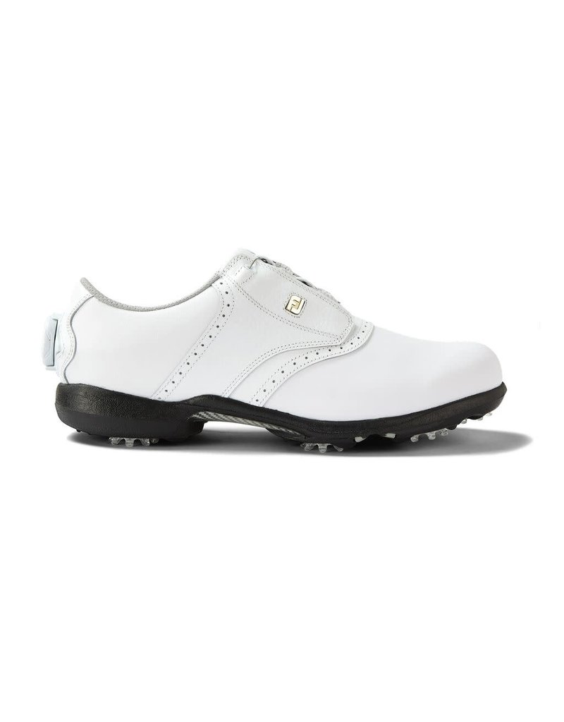 FJ FJ DryJoys Boa Women's White