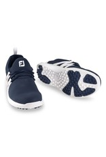 FJ FJ Leisure Slip-On Women's Navy