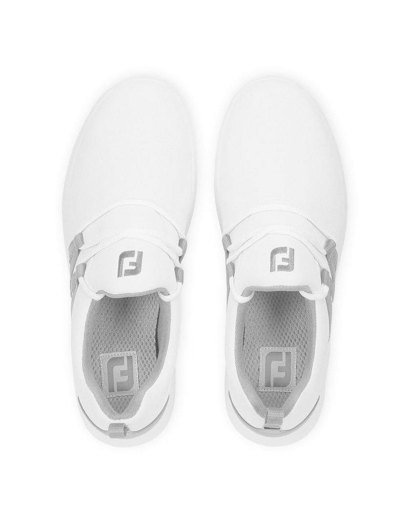 FJ FJ Leisure Slip-On Women's White