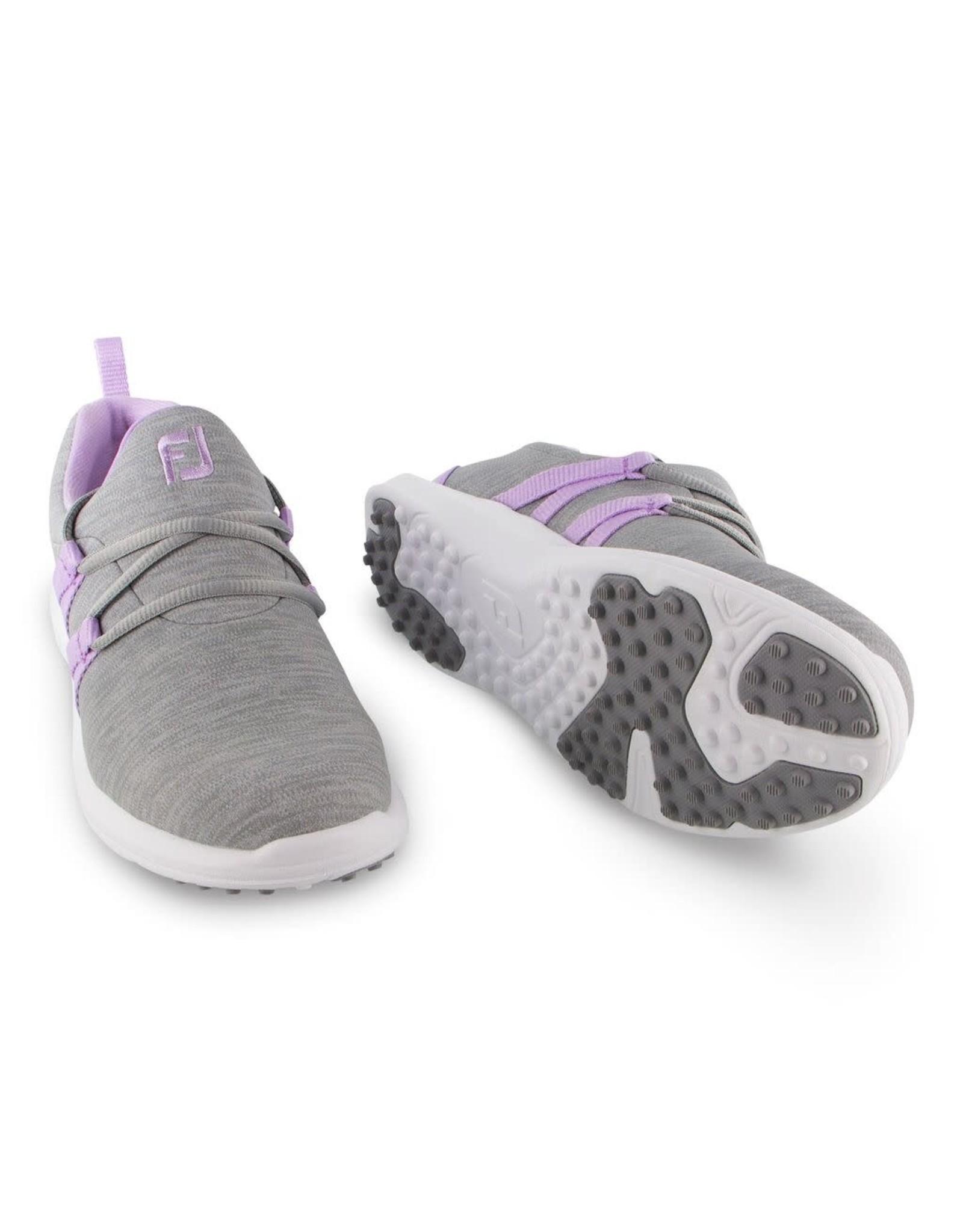 FJ FJ Leisure Slip-On Women's Grey and Pink