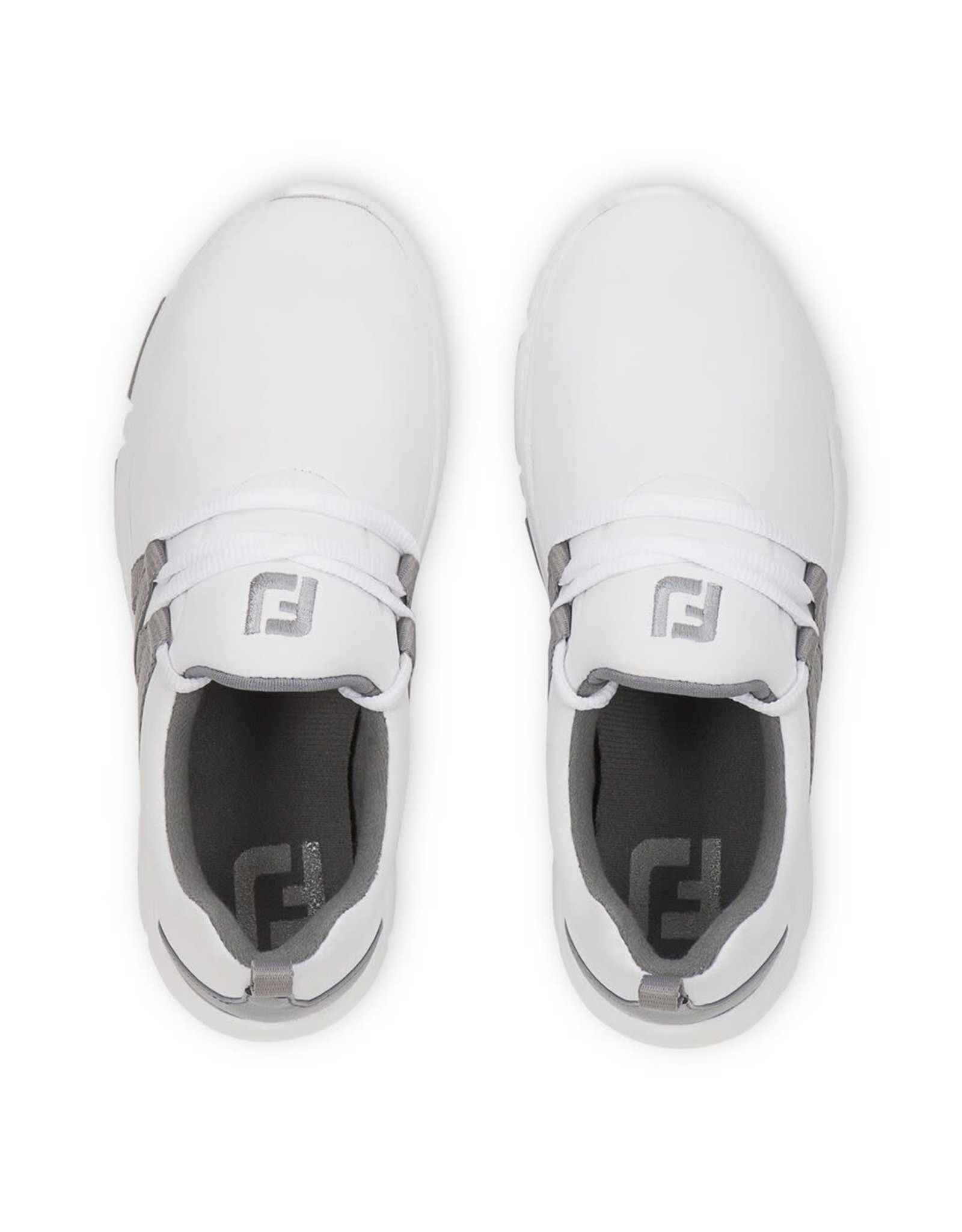 FJ FJ Leisure Junior Girls White
