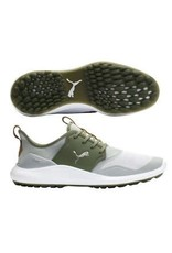 Puma Puma IGNITE NXT LACE GOLF Silver/Greem