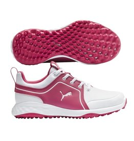 Puma Puma JUNIOR GIRLS GRIP FUSION 2.0 White/Pink
