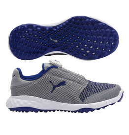 Puma Puma JUNIOR GRIP FUSION SPORT DISC Grey/Blue
