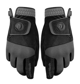 Taylormade Taylormade Rain Control Gloves Black/Grey