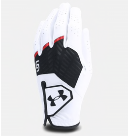 Under armour UA Boy's CoolSwitch — Spieth Jr. Edition Black Glove