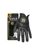 FJ FJ Stasof Men's Black Gloves