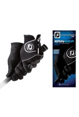 FJ FJ Rain Grip Black Gloves