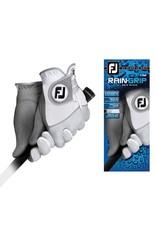 FJ FJ Rain Grip Grey Gloves