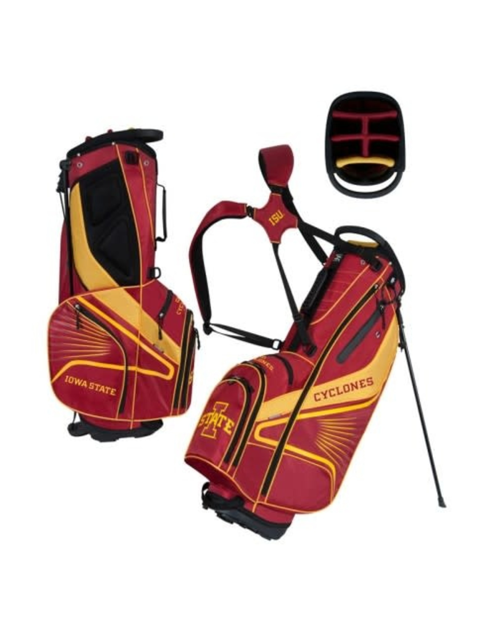 Team Effort Team Effort Caddie Carry Bag ISU