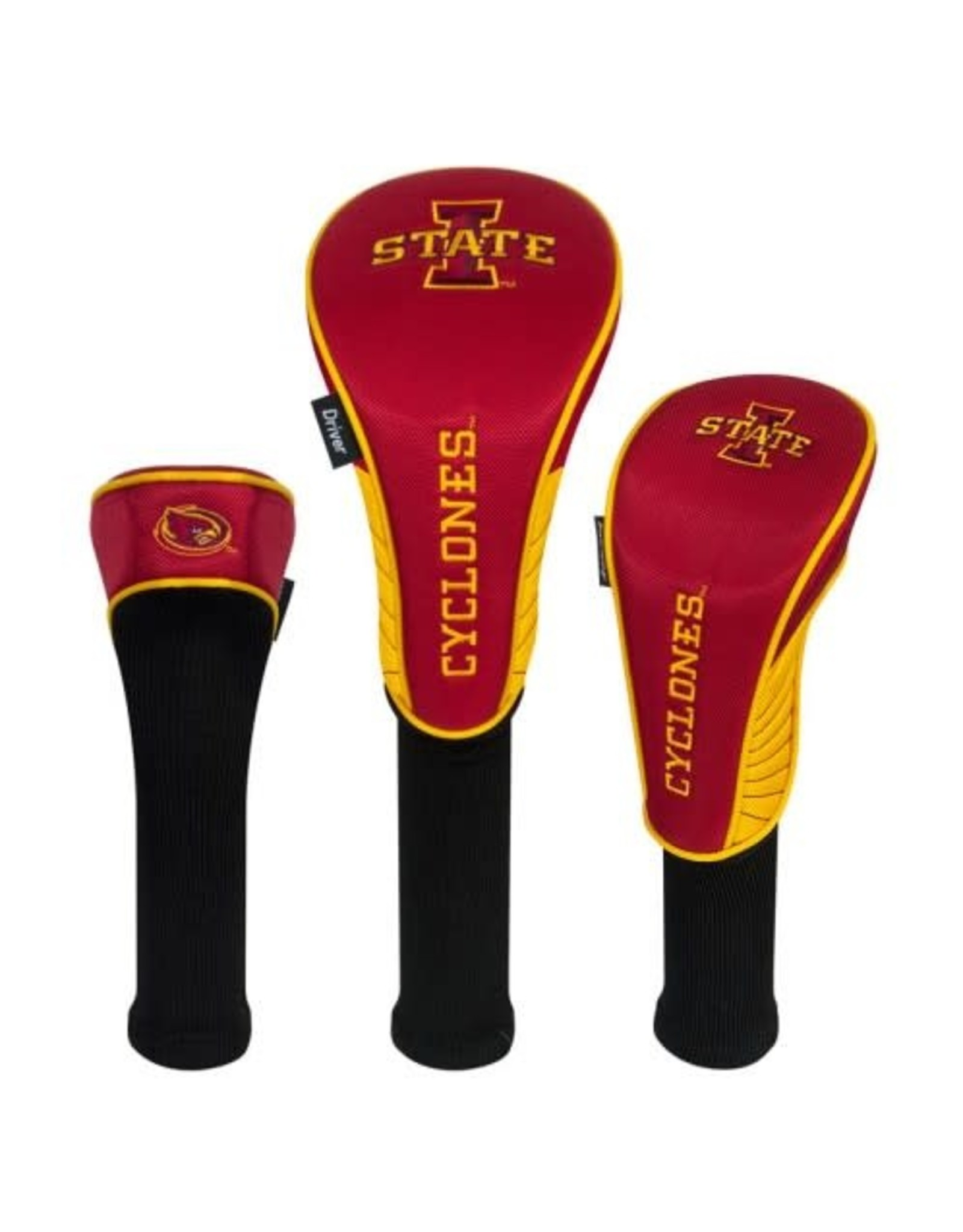 Team Effort Team Effort ISU Set Of 3 Covers