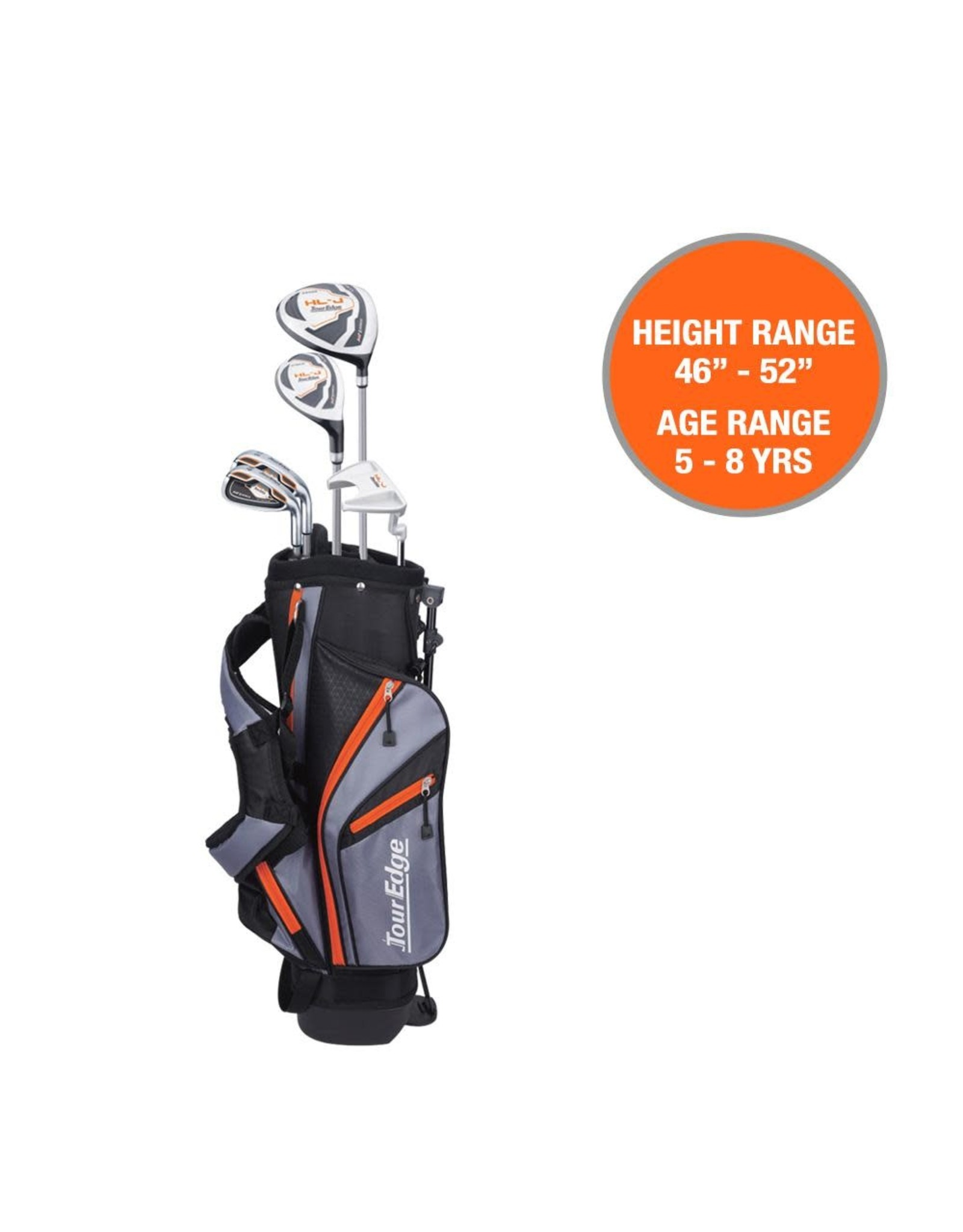 Tour edge/ exotic Tour Edge HL-J Junior Sets  5-8 Years RH