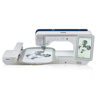 XP1 BROTHER - Luminaire Sewing & Embroidery Machine Package