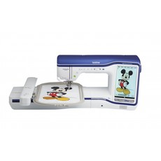 XV8550D BROTHER - Embroidery and Sewing Dream Machine 2