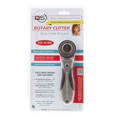 ROTARY CUTTER 45MM QUILTERS SELECT