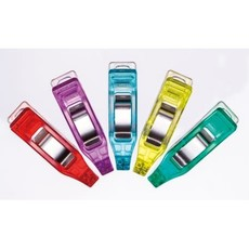 Mini Wonder Clips ASST COLORS 50 pcs
