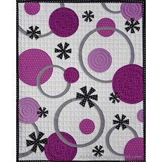 Circles and Rings Baby Quilt Pattern
