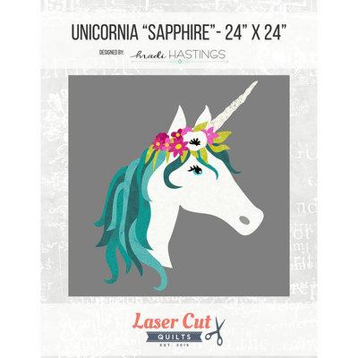 "UNICORNIA ""SAPHHIRE"" - LASER CUT KIT"