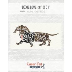 DOXIE LOVE - LASER CUT KIT
