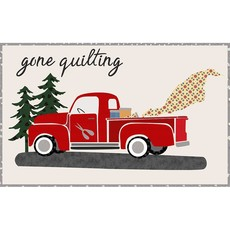 GONE QUILTING - LASER CUT KIT