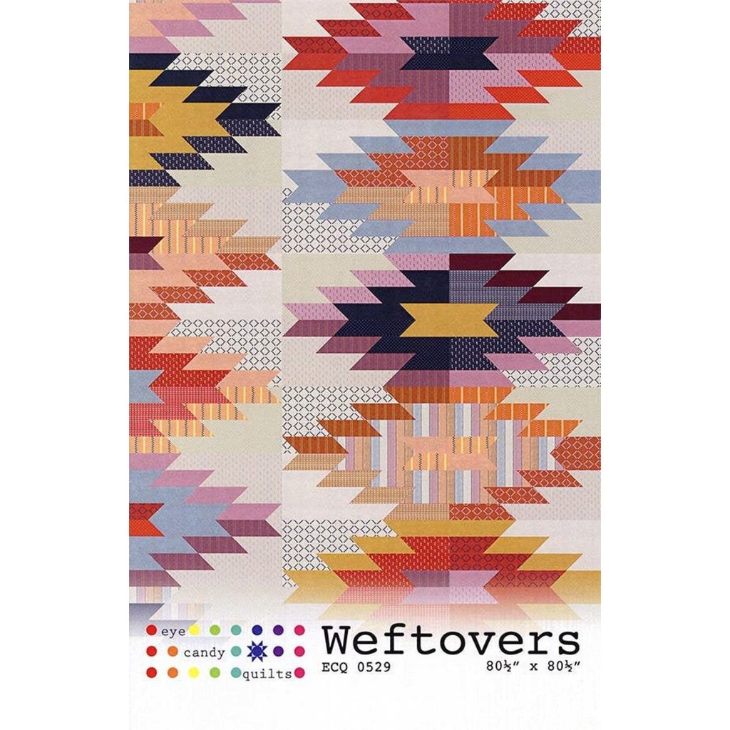 WEFTOVERS PATTERN