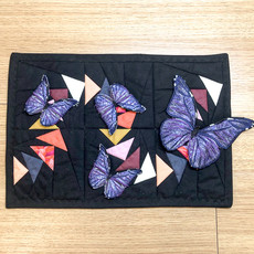 Chrysalis 3D Butterfly Wall Art project-Essential
