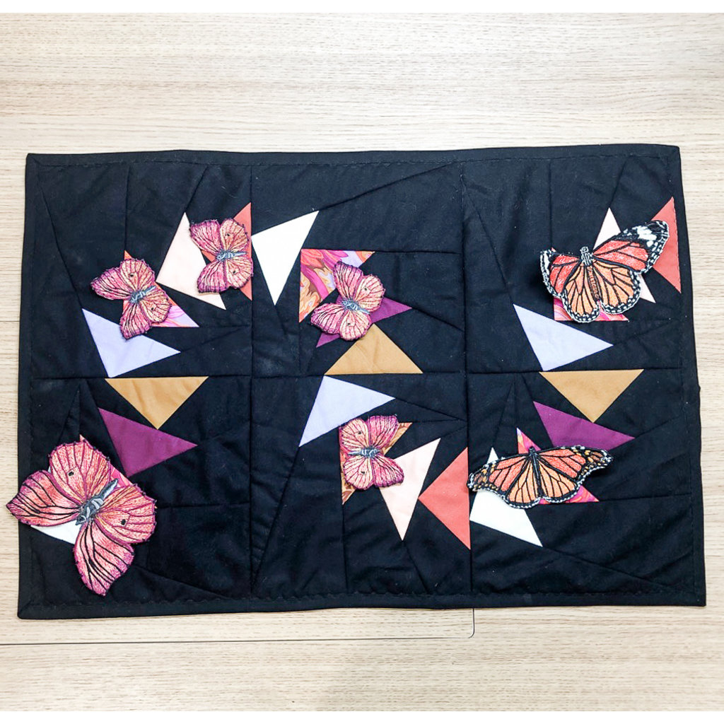 Chrysalis 3D Butterfly Wall Art project-Premium