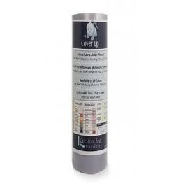 Creative Feet STOCV0620CL Clear Cover-Up for Fabric, Embroidery Topping Stabilizer, 6 in x 20 ft Roll