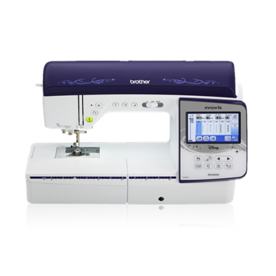 NQ3600D BROTHER - Disney Embroidery Machine,