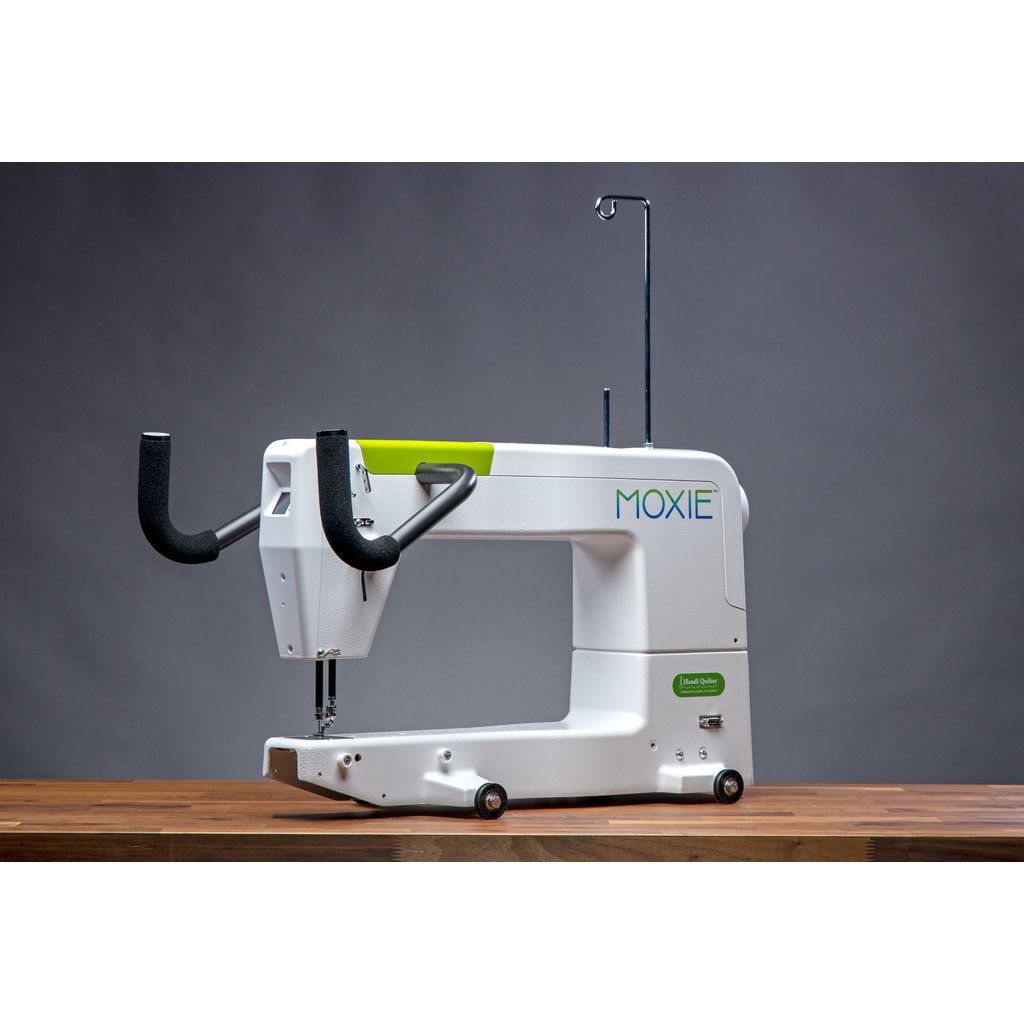 Handi Quilter Moxie 15 Inch Longarm Quilting Machine With 8 Foot Loft Frame