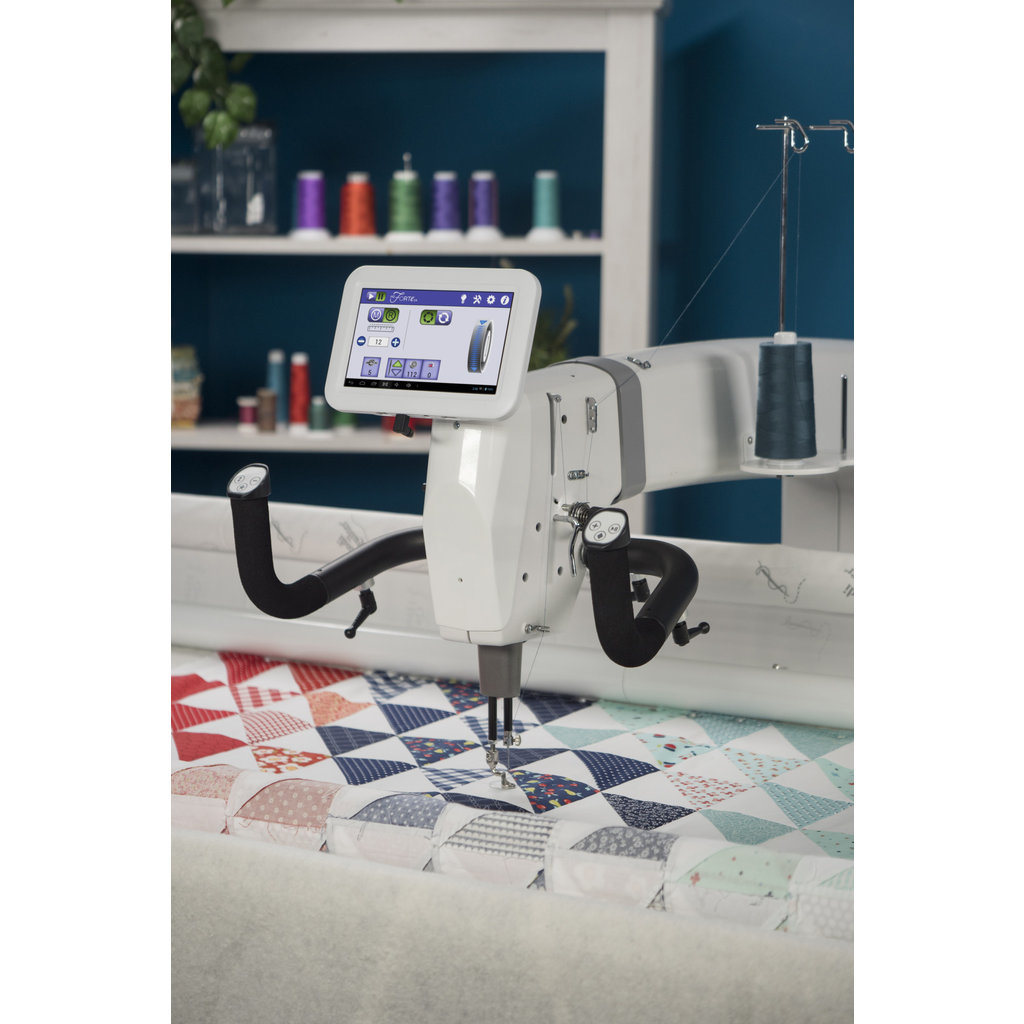 Handi Quilter Forte 24-Inch Long Arm Quilting  Machine
