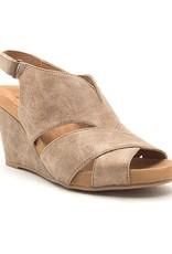 Oleanders Boutique Laney taupe distressed
