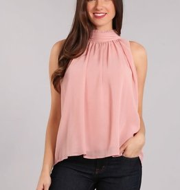 Oleanders Boutique Sleeveless chiffon