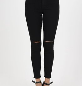 Oleanders Boutique Clara HR Slit Knee