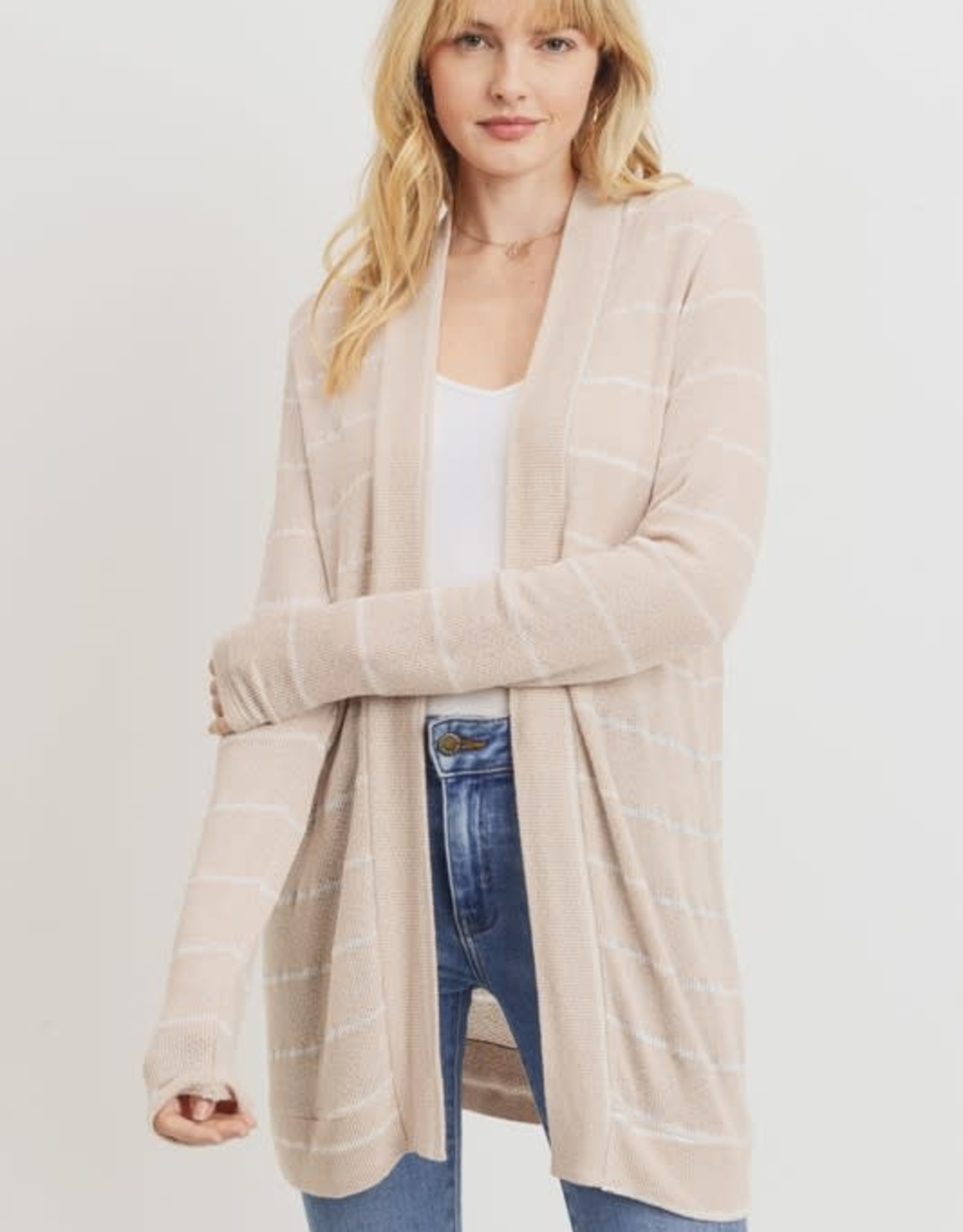 Oleanders Boutique Long sleeve thin cardigan