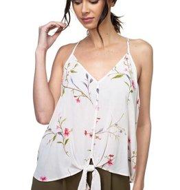 Oleanders Boutique Floral button down