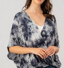 Oleanders Boutique Tie dye criss cross