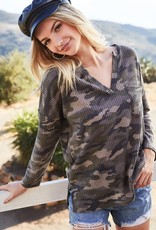 Oleanders Boutique Camo thermal