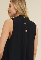Oleanders Boutique Back button tank