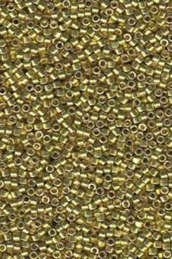 Other Seed Beads Delica 11/0 - DB1835 DC Galv. Zest - 5g