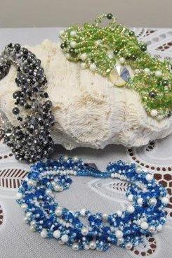 6/11 6-9pm Twist Of Sparkle Bracelet Instruction