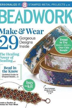 Magazines & Books Beadwork - 2017 06 Jun / Jul