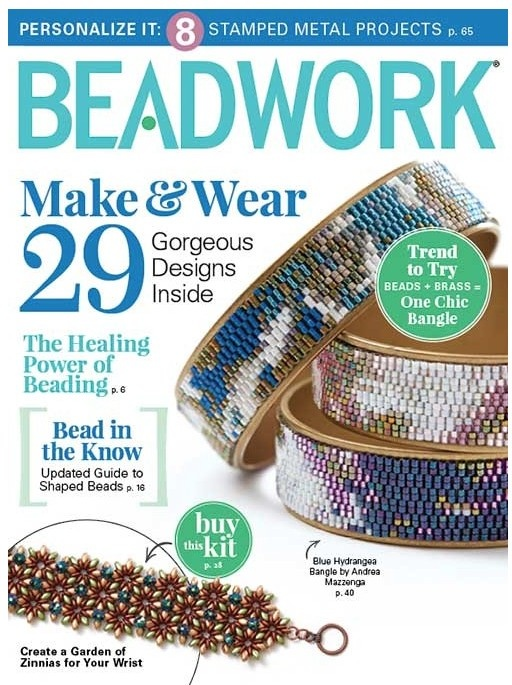 Magazines & Books Beadwork - 2017 06 Jun / Jul