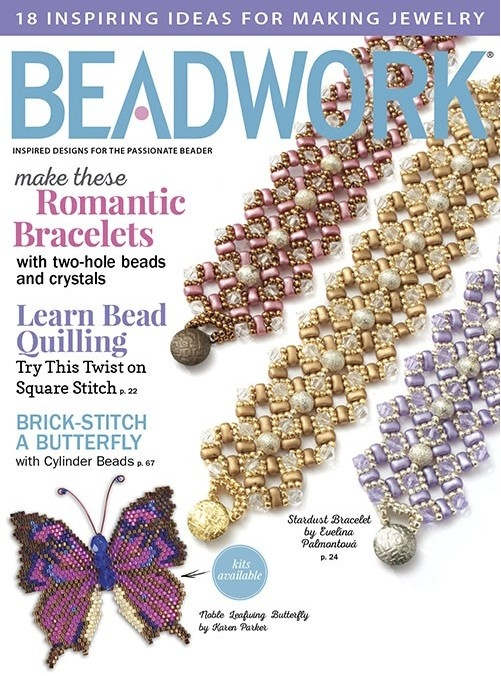 Magazines & Books Beadwork - 2016 06 June / July