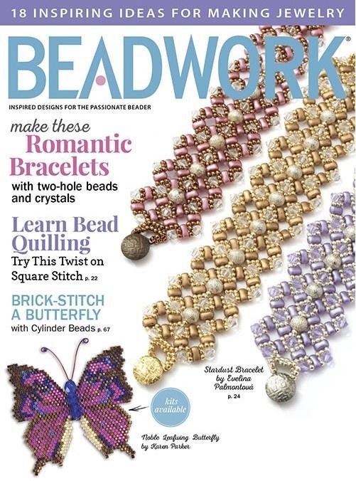 Magazines & Books Beadwork - 2016 06 June / July