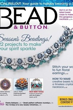 Magazines & Books Bead & Button-2016 12 December