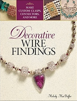 Magazines & Books Book:  Decorative Wire Findings - Melody MacDuffee
