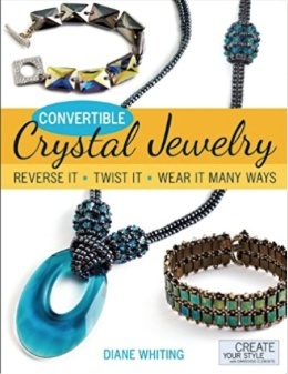 Magazines & Books Book: Convertible Crystal Jewelry - Diane Whiting